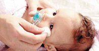 Гноятся глаза у ребенка