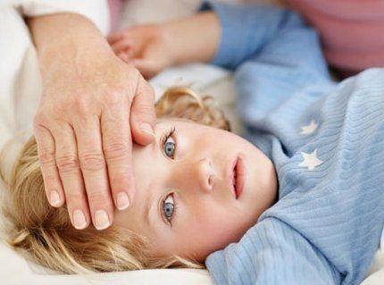 Температура у ребенк: что делать?