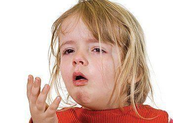 Cухой кашля у ребенка: основные особенности