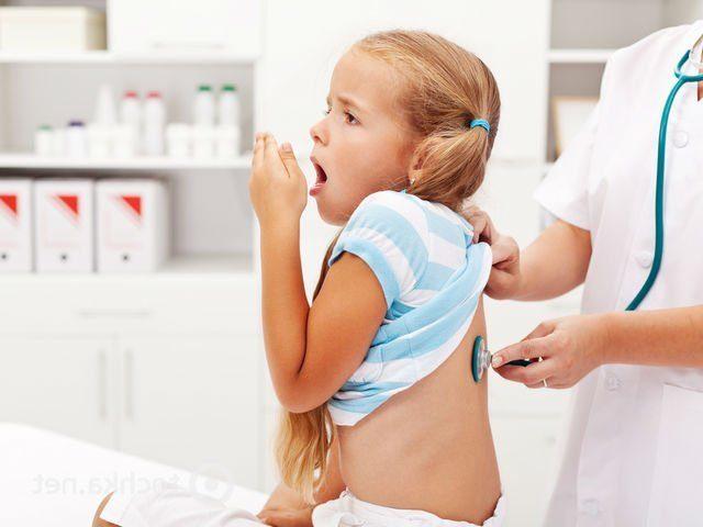 Cухой кашля у ребенка:периодичность приступов