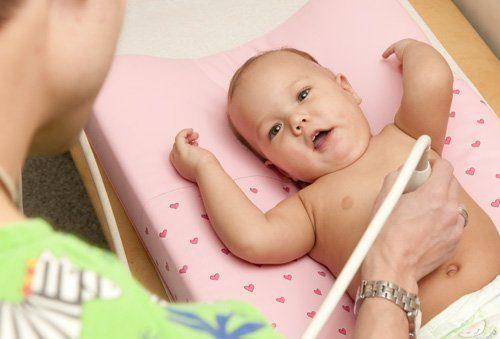 УЗИ сердца ребенку (эхокардиография)