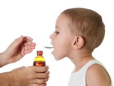 Грибки в горле у ребенка: лечение