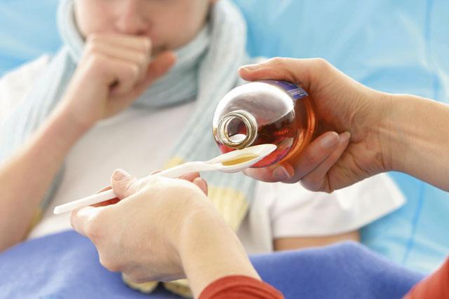 Бронхит у детей: лечение