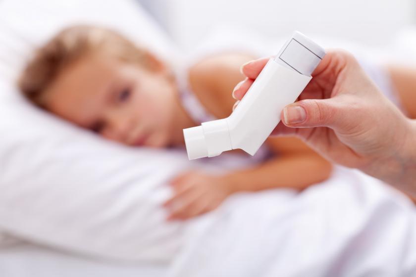 Бронхиальная астма у детей: симптомы проявления
