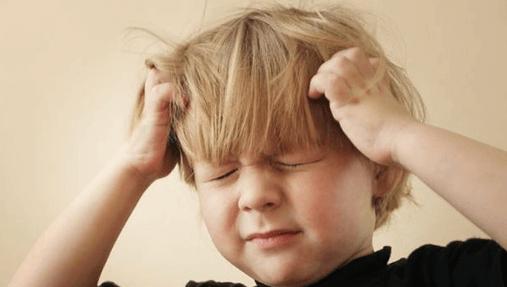 Сотрясение у детей
